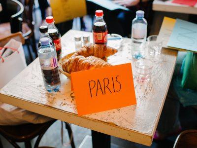 Kommunikationsspiel in Frankreich 3 © agentur better