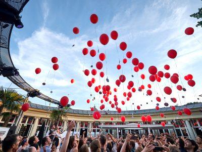 99 Luftballons bei Routes_ c Florian Albert